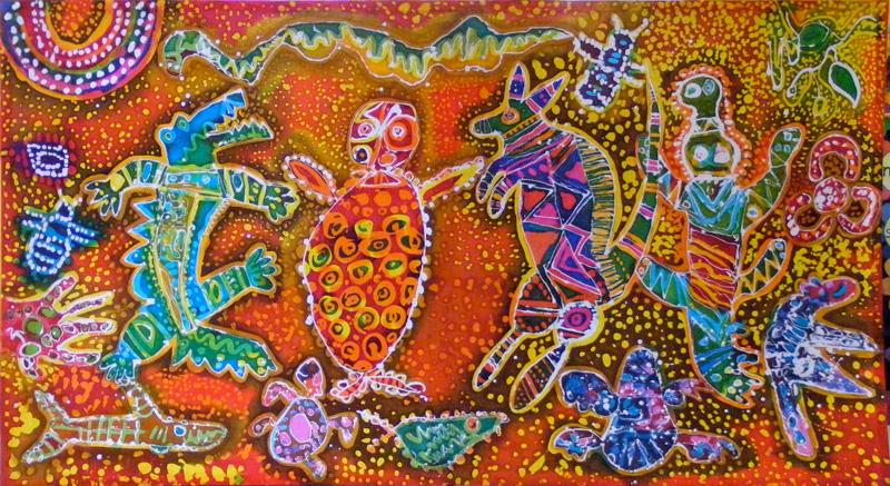 Aboriginal+Animals Aboriginal-animals - eekbatik